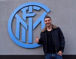 Poldi logo Inter