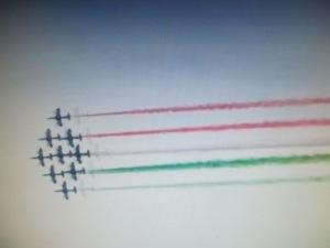 Frecce Tricolori Expo