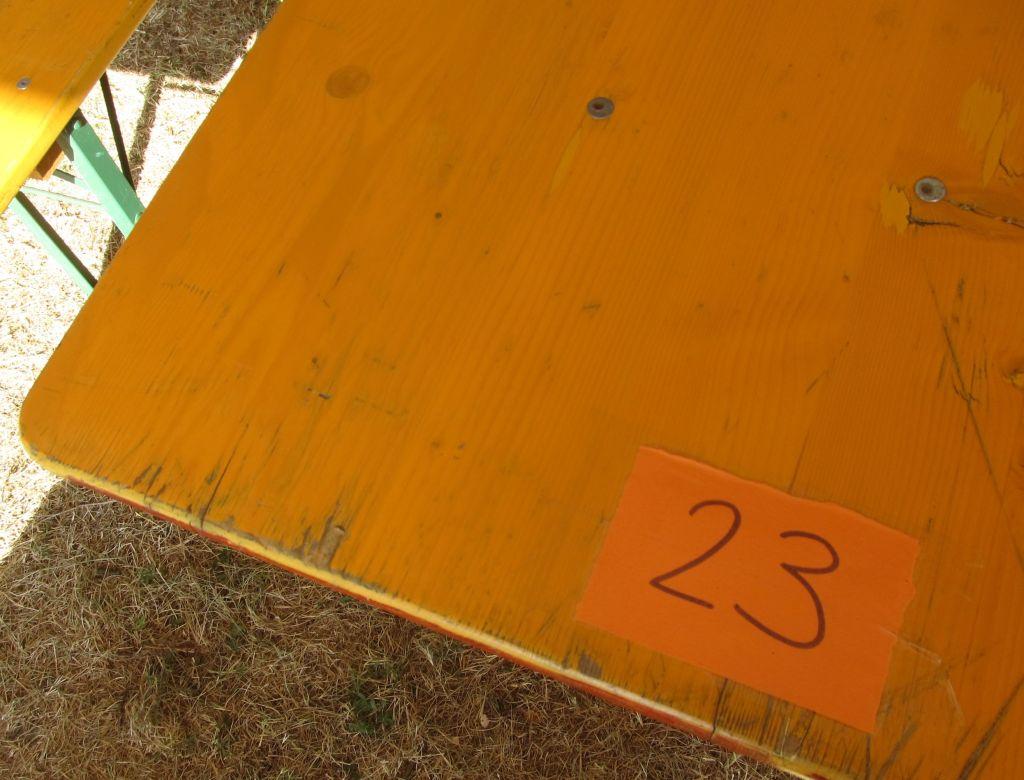 Tavolo 23