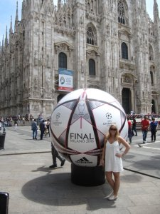 Finale Champions League Milano 15