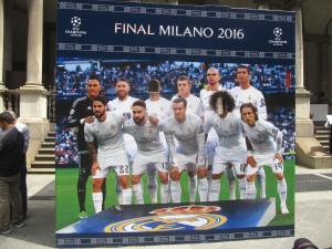 Finale Champions League Milano 2