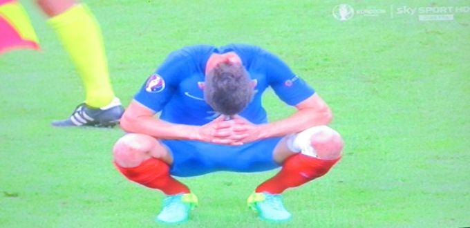 Francia sconfitta